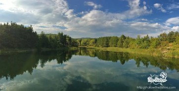 Езерото Карандила