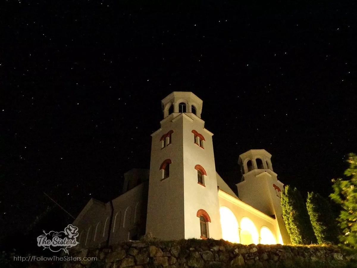 Нощите в Клисурски Манастир