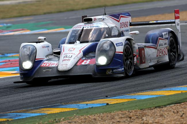 Toyota TS040 Hybrid - British Gas Business blog