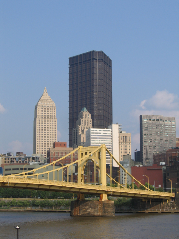 Pittsburgh - An industrial city turned energy efficient - British Gas
