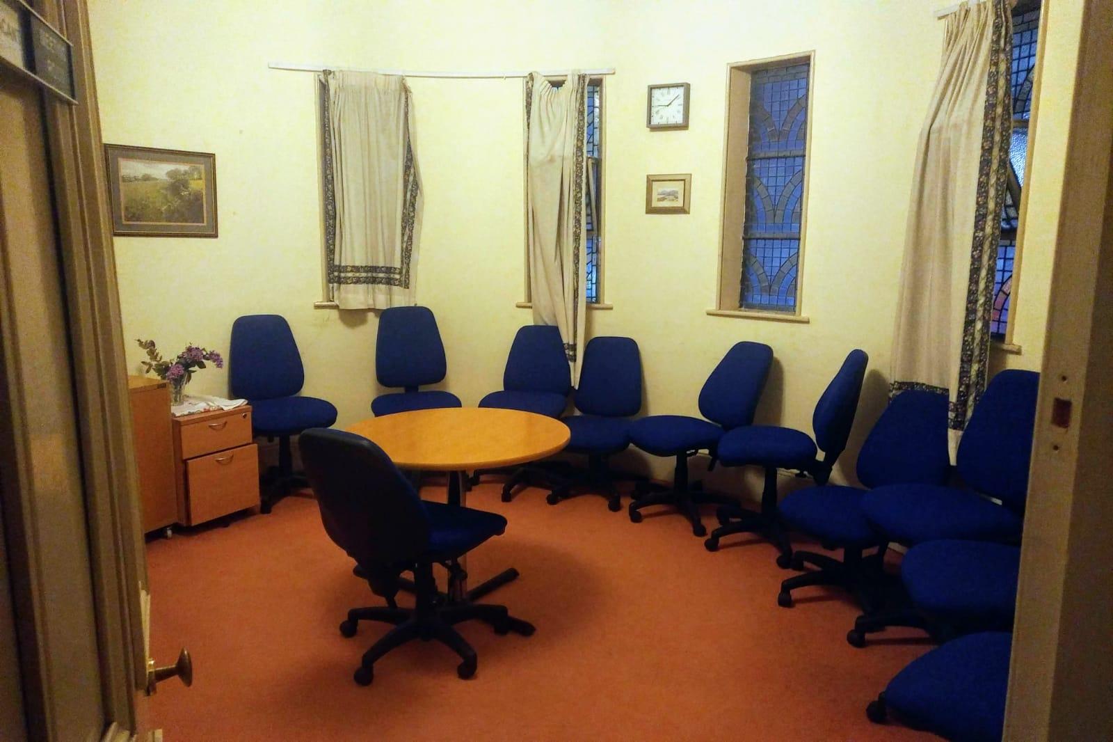 Upper Round Room 2