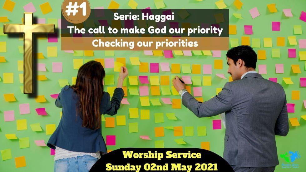 Worship Service 02nd May