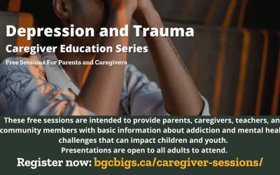 Depression and Trauma Parent Support – Caregiver Education Series