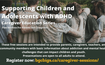 Supporting Children and Adolescents with ADHD – Caregiver Education Series