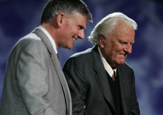 heaven by billy graham
