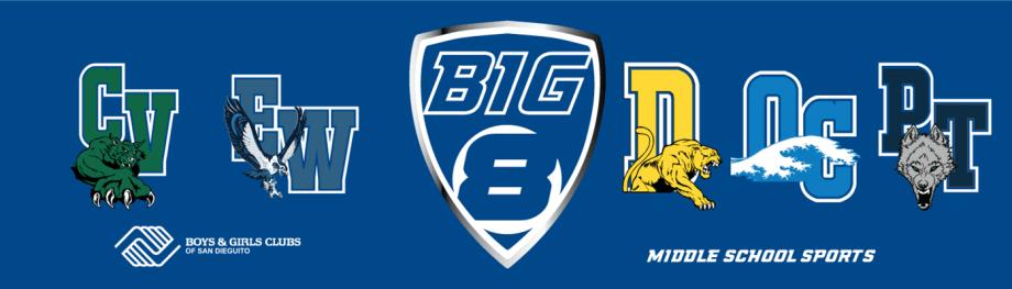 Big 8 Master Logo