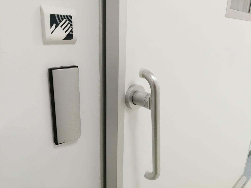 hands-free-door