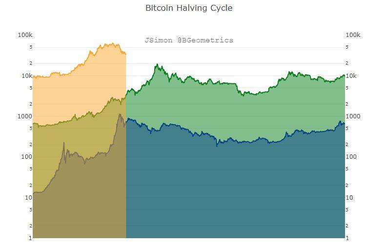 Bitcoin Halving Cycle