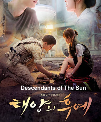 Drama Korea Decendant of The Sun