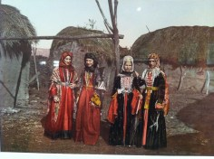 Anonymous, Tatar women, from 'Caucasus Types' series, 1910s, Collotype