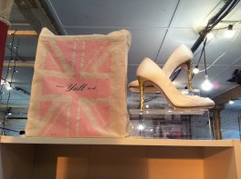 Yull (yull.co.uk) is one of the only independent shoe brands manufacturing high heels in the UK.