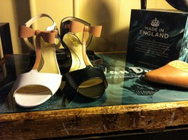 Van-dal (vandalshoes.com) shoes established in Norwich in 1936.