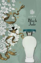 """Black Jade, Lubin. The original Black Jade, called 'Jardin Secret' was created in 1787 just for Queen Marie Antoinette by royal perfumer Jean-Louis Fargeon, to whom Pierre Francois Lubin was apprenticed. On the eve of her departure to the Conciergerie, the queen entrusted the Duchess de Tourzel with her last vial of perfume, which she had worn around her neck. The duchess survived the revolution and, in her memoirs, spoke of the shiny black vial as a talisman. Over the generations, the family came to call it """"jade noir,"""" or black jade. Galbanum, bergamot and cardamom provide a fresh prelude to the rose and jasmine heart notes, enhanced by a hint of incense and cinnamon. The amber base, anchored in exotic woods, Indian sandalwood and patchouli, is arrayed in vanilla and Tonka bean."""