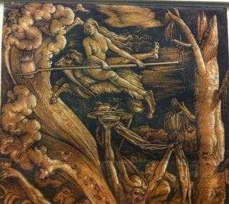 Witches' Sabbath, Hans Baldung Grien, 1510