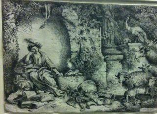 Circe Changing Ulysses' Men into Beasts, Giovanni Benedetto Castiglione, c. 1650