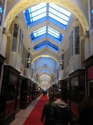 Burlington Arcade macaron run to Ladurée