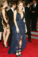 El crudo, el nude y el azul metalizado reyes de la Gala del Costume Institute 2010