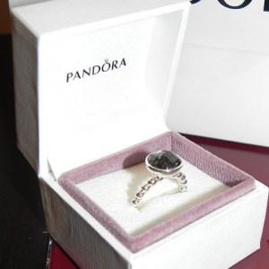 Mi nuevo anillo de Pandora