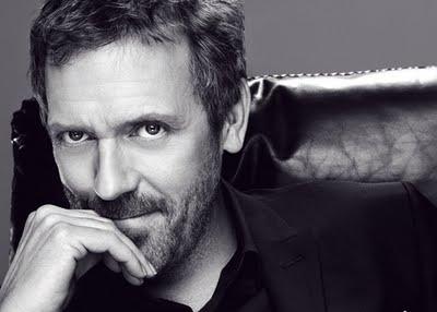 Hugh Laurie es la nueva imagen de L'Oreal