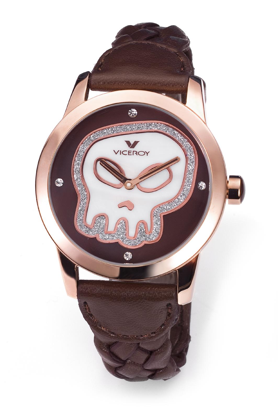 Viceroy Skulls, calaveras para la nueva colección de relojes