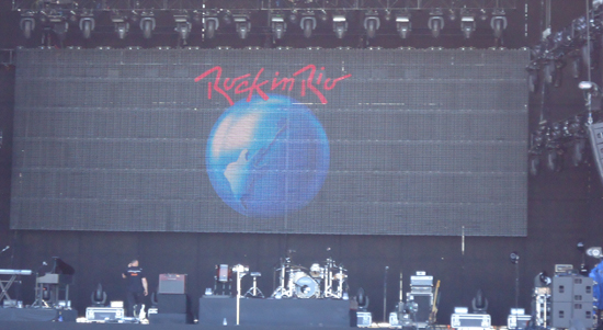 Paco Rabanne y Rock in Rio Madrid 2012