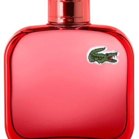 Rouge la nueva fragancia de Eau de Lacoste