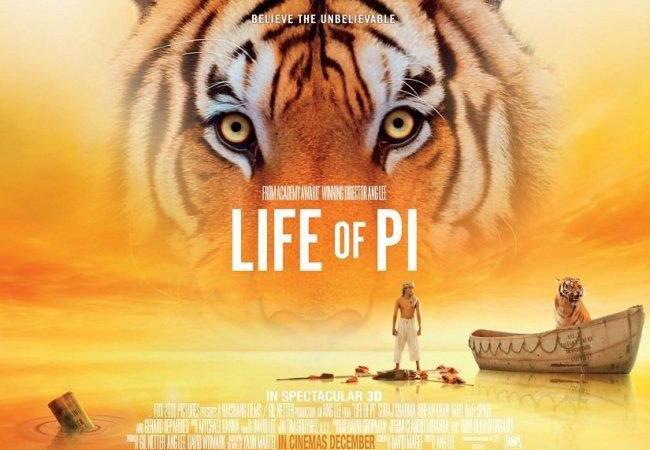La Vida de Pi, la amistad entre un niño y un tigre