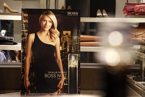 Una noche no es noche sin Boss Nuit Pour Femme