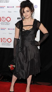 Helena Bonham Carter en los London Critics Circle Awards 2013