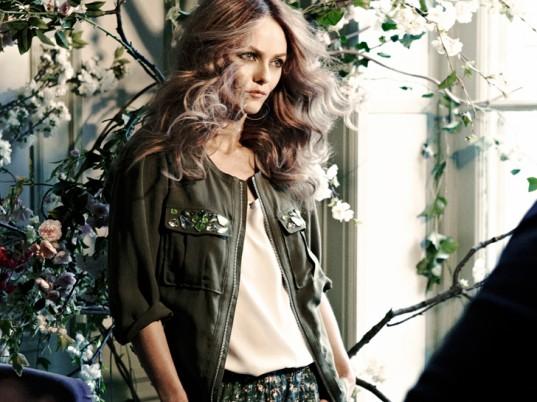 Vanessa Paradis es la nueva imagen de H&M