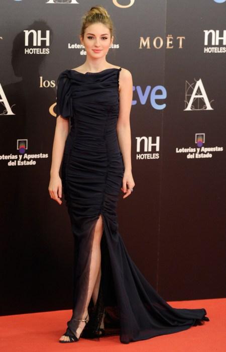 María Valverde en Los Goya 2013