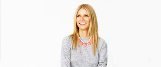 Gwyneth Paltrow para Goop
