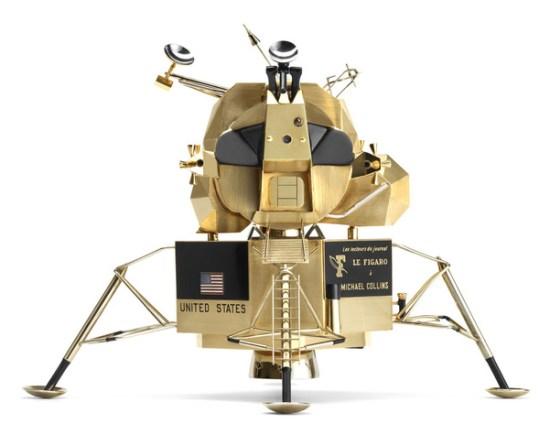 Apollo 11, Cartier