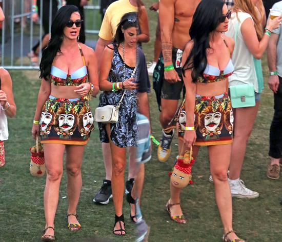 Katy Perry en Coachella 2013