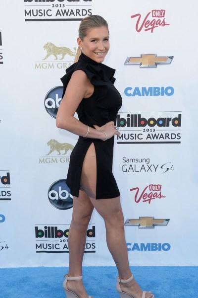 Kesha en los Premios Billboard 2013