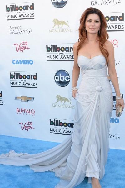 Shania Twain en los Premios Billboard 2013