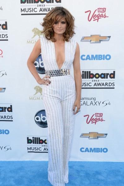 Stana Katic en los Premios Billboard 2013