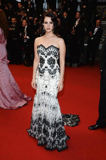 Lana del Rey en Cannes 2013
