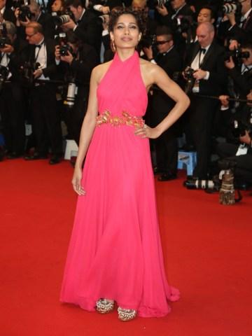Freida Pinto en Cannes 2013