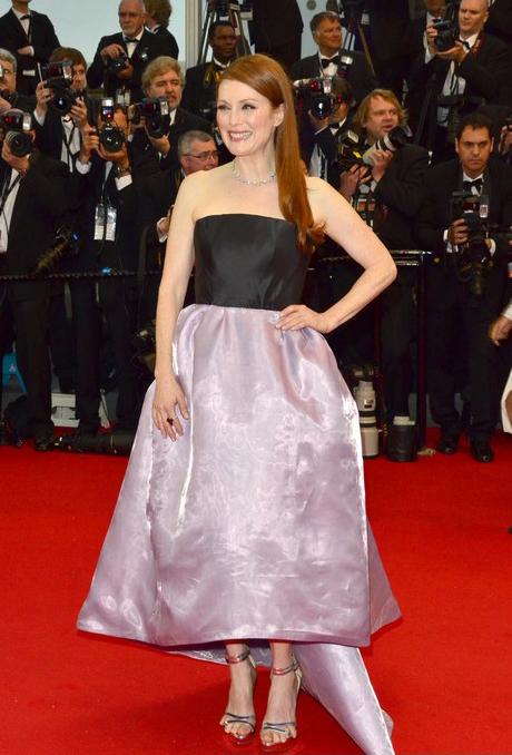 Vestidos en el Festival de Cannes 2013 [día #1]