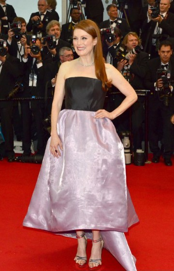 Julianne Moore en Cannes 2013