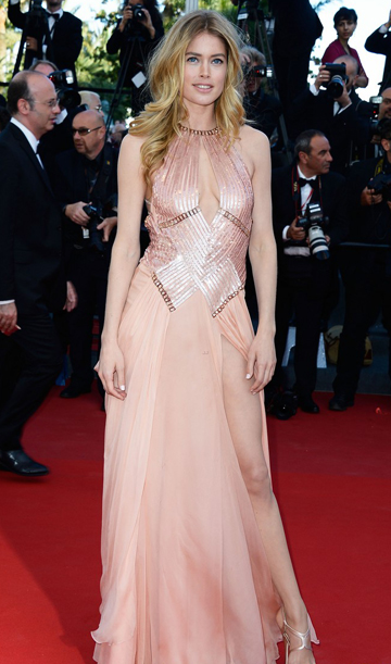 Doutzen Kroes en Cannes 2013