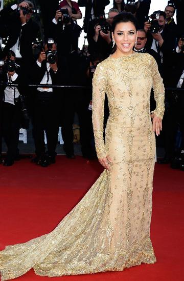 Eva Longoria en Cannes 2013