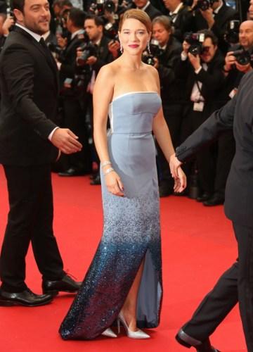 Lea Seydoux en Cannes 2013