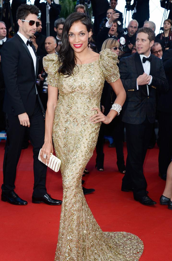 Vestidos en el Festival de Cannes 2013 [día #7]