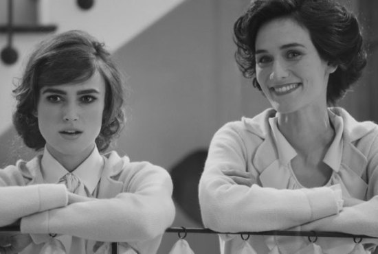 Keira Knightley como Coco Chanel