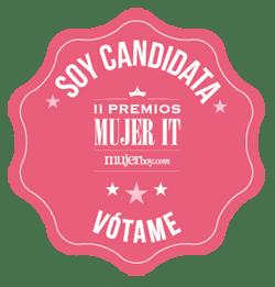 Vota a B/Glame-it en Mujer Hoy
