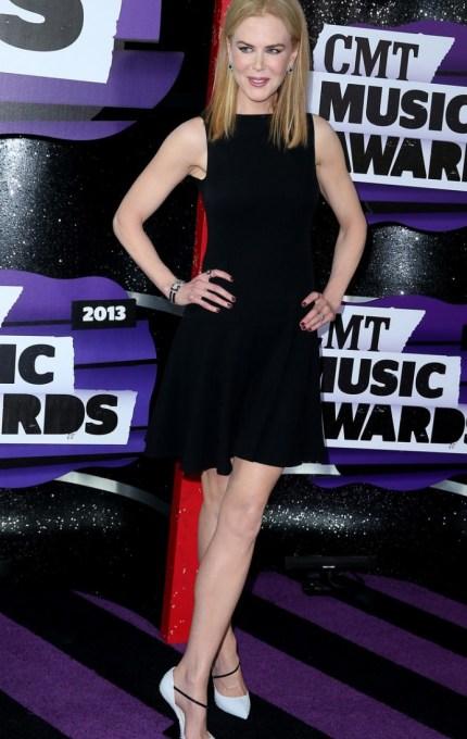 Nicole Kidman en los Premios CMT
