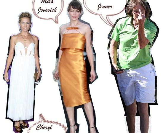 Las celebrities y sus 'cagadas' de junio
