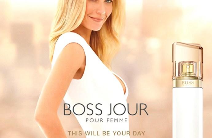 Boss vuelve a confiar en Gwyneth Paltrow para su nueva fragancia
